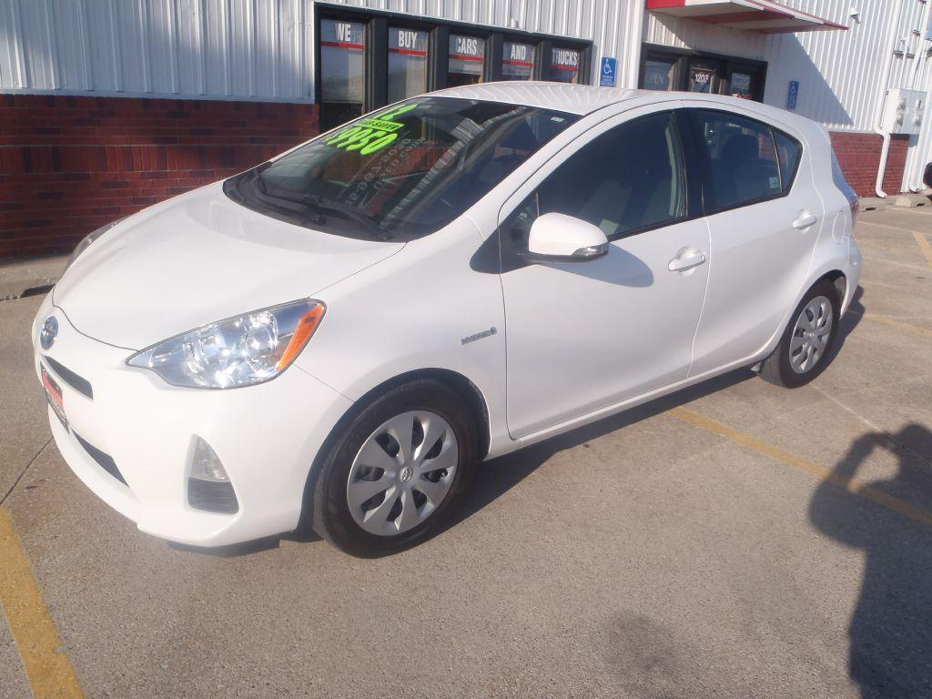 2012 Toyota Prius c  - Martinson's Used Cars, LLC