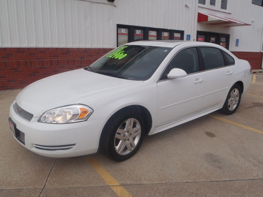 2015 Chevrolet Impala Limited  - Martinson's Used Cars, LLC