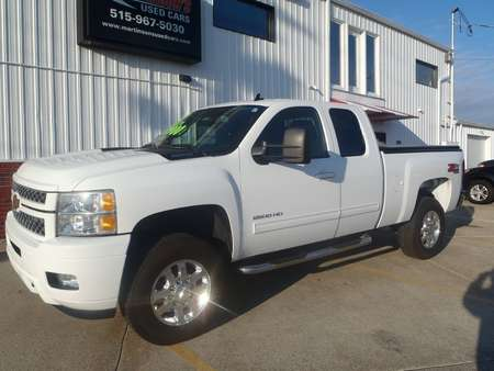 2012 Chevrolet Silverado 2500 HEAVY DUTY LT for Sale  - 169465  - Martinson's Used Cars, LLC