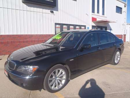 2007 BMW 750  for Sale  - T71536  - Martinson's Used Cars, LLC