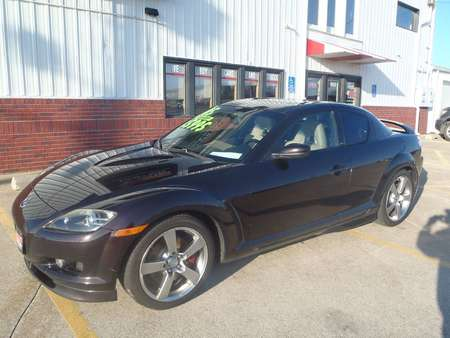 2005 Mazda RX-8  for Sale  - 149660  - Martinson's Used Cars, LLC