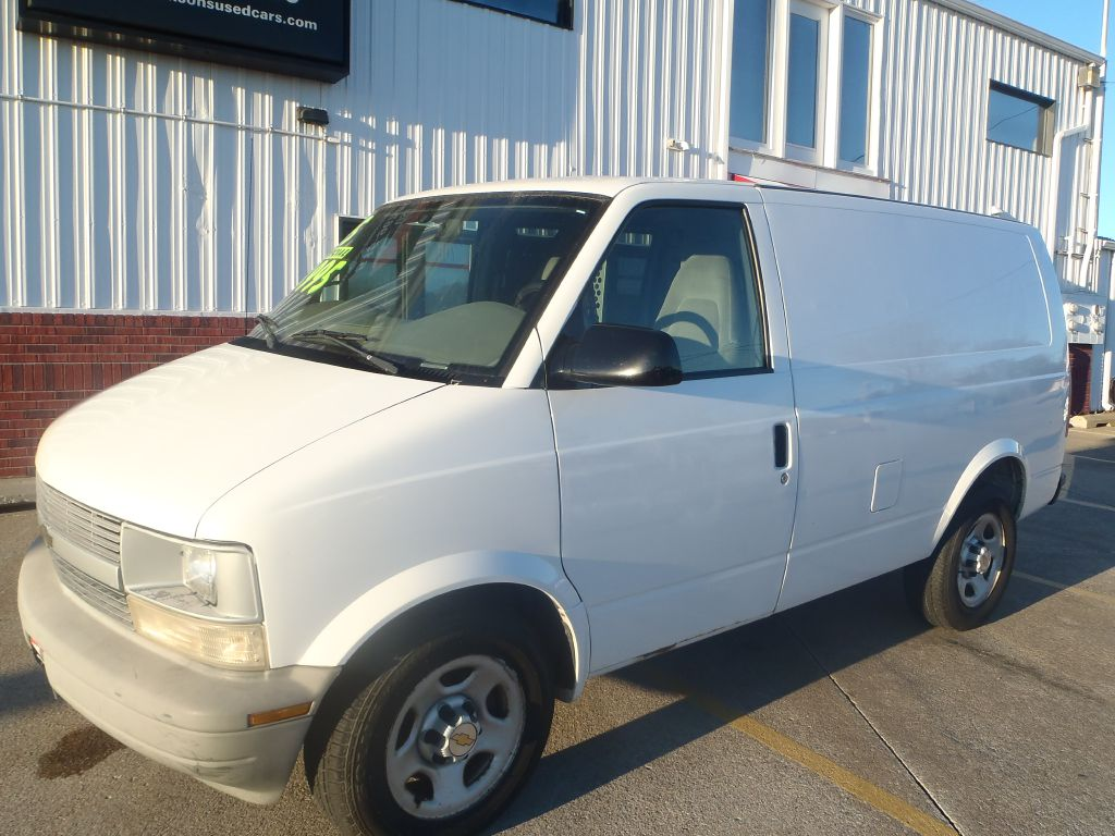 2005 Chevrolet Astro  - Martinson's Used Cars, LLC