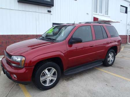 2005 Chevrolet TrailBlazer Lt for Sale  - 210823  - Martinson's Used Cars, LLC