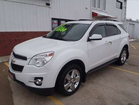 2012 Chevrolet Equinox LT for Sale  - 295072  - Martinson's Used Cars, LLC