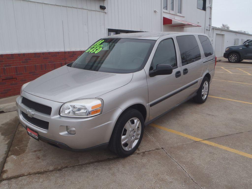 2008 Chevrolet Uplander  - Martinson's Used Cars, LLC