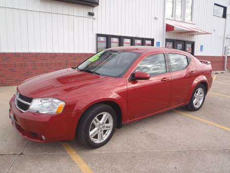 2010 Dodge Avenger R/T for Sale  - 217224  - Martinson's Used Cars, LLC