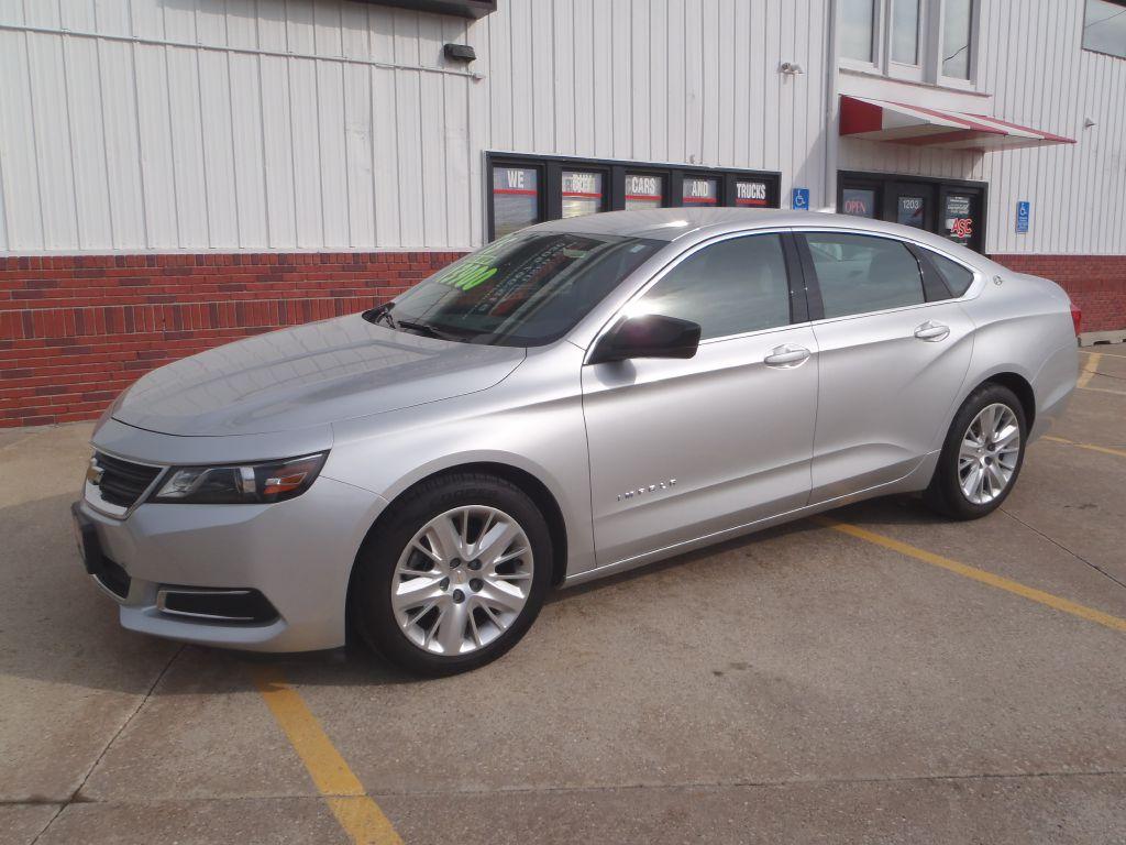 2015 Chevrolet Impala  - Martinson's Used Cars, LLC