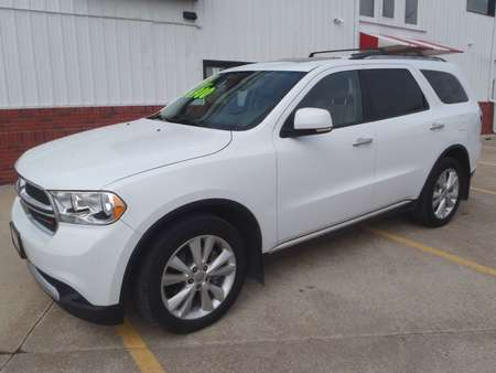 2013 Dodge Durango CREW for Sale  - 678929  - Martinson's Used Cars, LLC