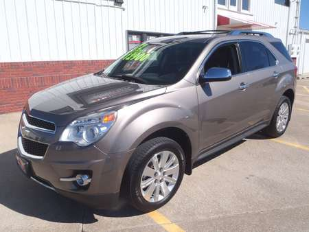 2012 Chevrolet Equinox LTZ for Sale  - 617250  - Martinson's Used Cars, LLC