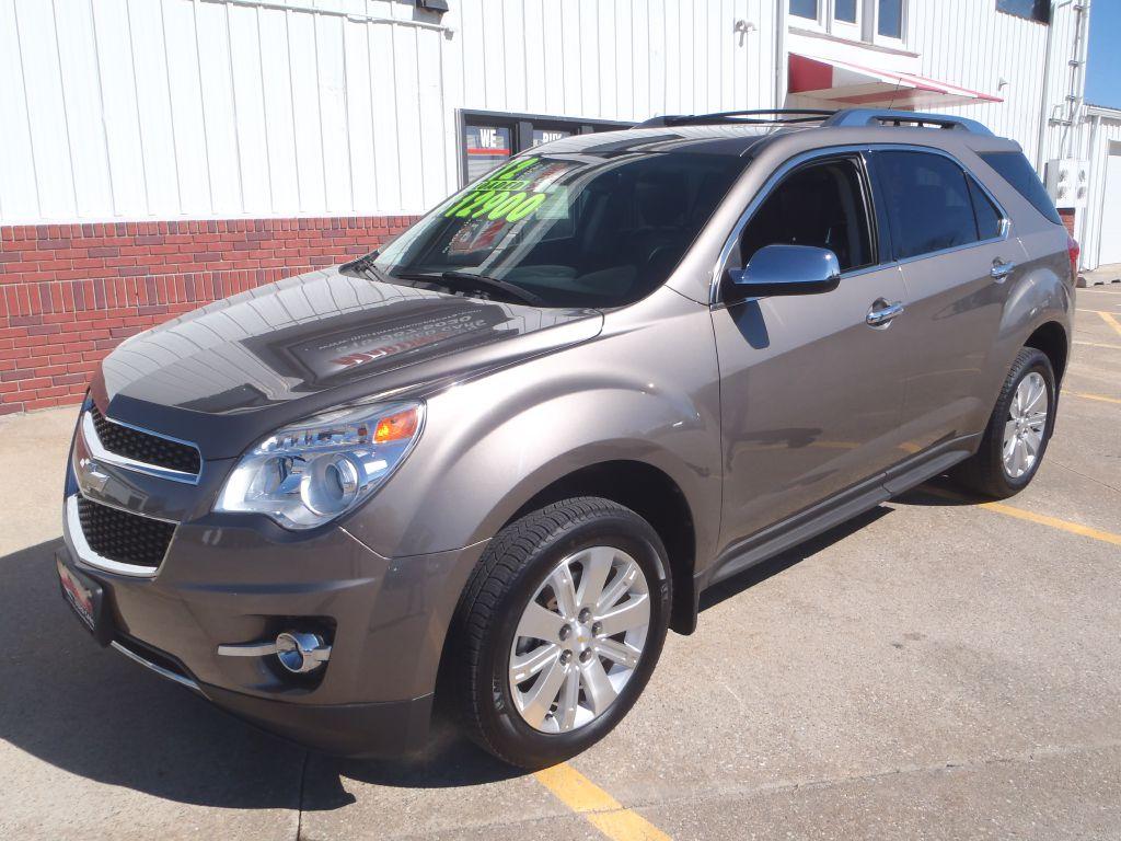 2012 Chevrolet Equinox  - Martinson's Used Cars, LLC