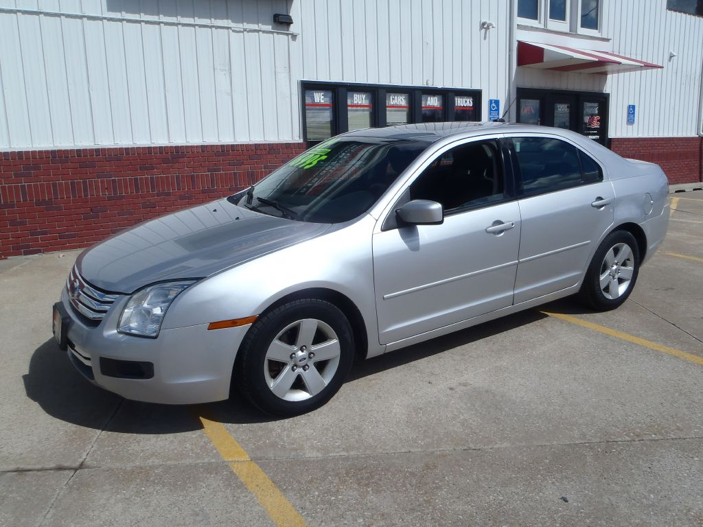 2009 Ford Fusion  - Martinson's Used Cars, LLC