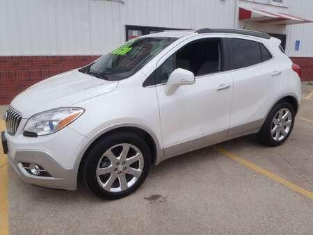 2014 Buick Encore PREMIUM for Sale  - 552281  - Martinson's Used Cars, LLC