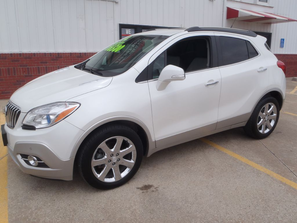 2014 Buick Encore  - Martinson's Used Cars, LLC