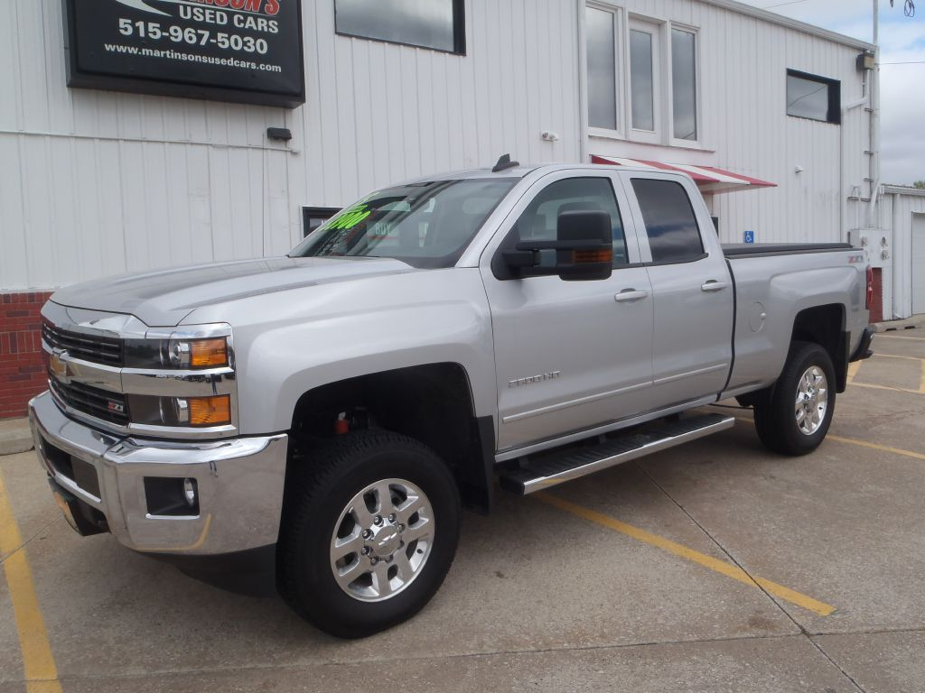 2015 Chevrolet Silverado 2500  - Martinson's Used Cars, LLC