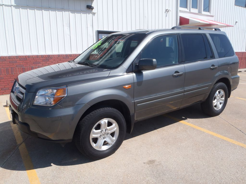2008 Honda Pilot  - Martinson's Used Cars, LLC