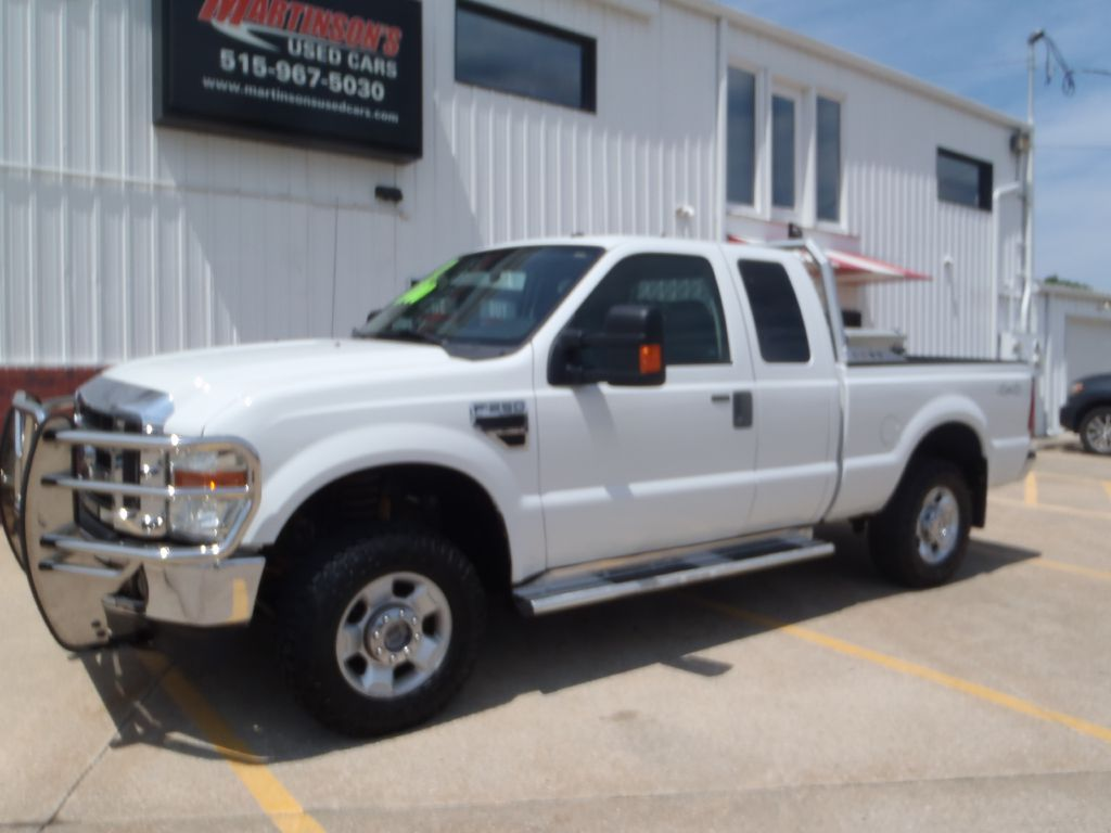 2010 Ford F-250  - Martinson's Used Cars, LLC
