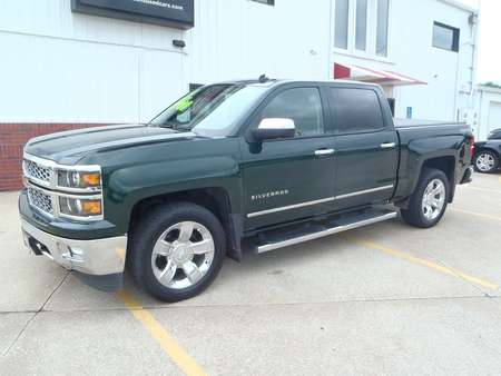 2014 Chevrolet Silverado 1500 LTZ for Sale  - 5343014  - Martinson's Used Cars, LLC