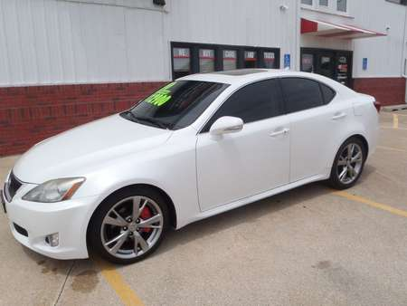 2010 Lexus IS 250 for Sale  - 117305  - Martinson's Used Cars, LLC
