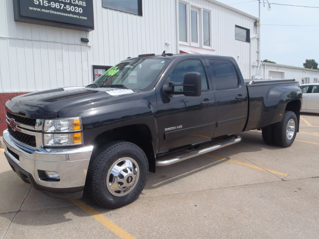 2012 Chevrolet Silverado 3500  - Martinson's Used Cars, LLC