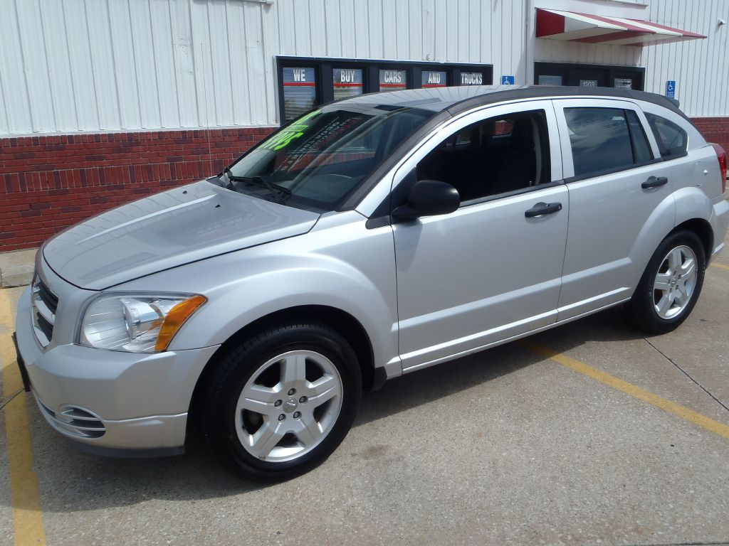 2008 Dodge Caliber  - Martinson's Used Cars, LLC