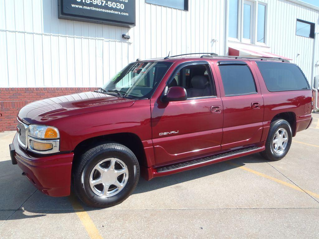 2004 GMC Yukon XL  - Martinson's Used Cars, LLC