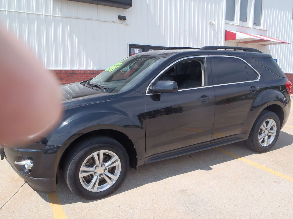 2012 Chevrolet Equinox  - Martinson's Used Cars, LLC
