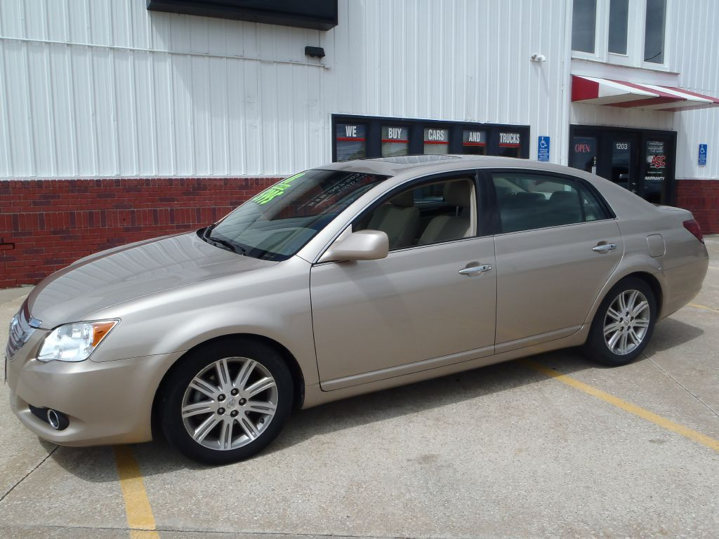 2008 Toyota Avalon XLS  - 87755  - Martinson's Used Cars, LLC