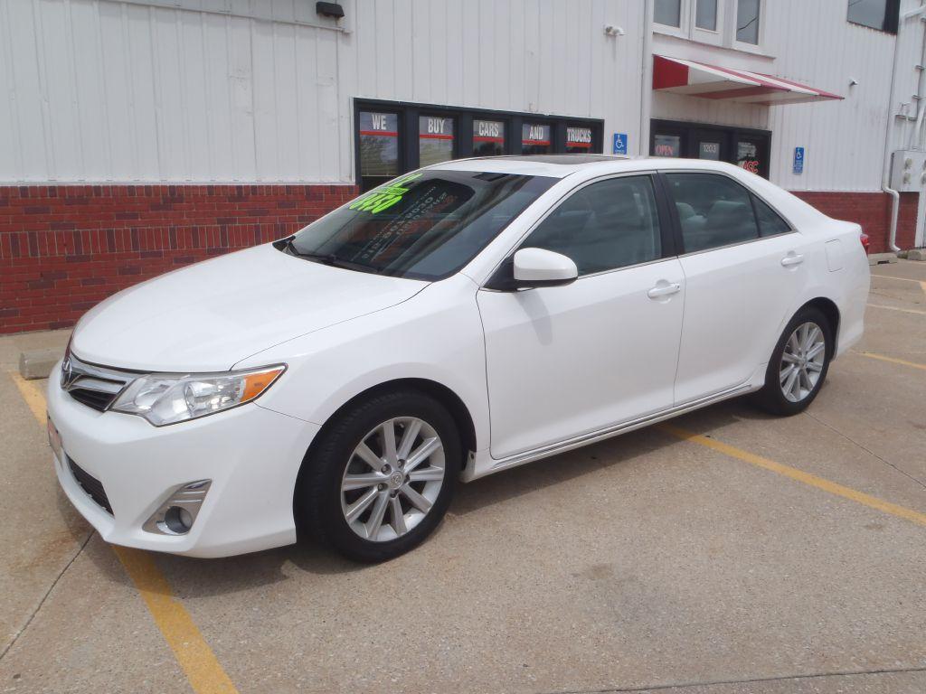2012 Toyota Camry  - Martinson's Used Cars, LLC
