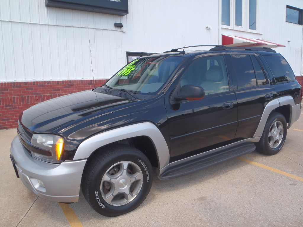 2005 Chevrolet TrailBlazer  - Martinson's Used Cars, LLC