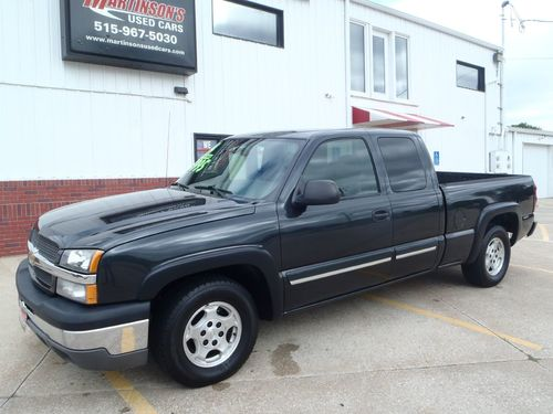 2004 Chevrolet Silverado 1500  - Martinson's Used Cars, LLC
