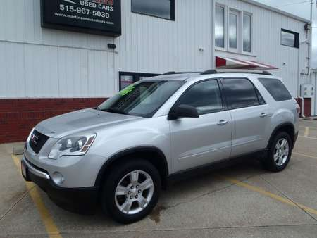 2012 GMC Acadia SLE for Sale  - 413608  - Martinson's Used Cars, LLC