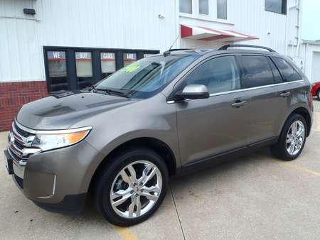 2013 Ford Edge LIMITED for Sale  - A68144  - Martinson's Used Cars, LLC