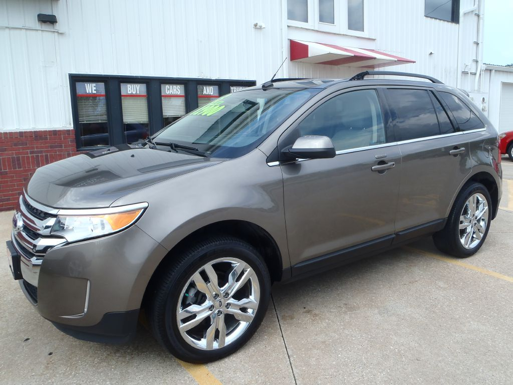 2013 Ford Edge  - Martinson's Used Cars, LLC