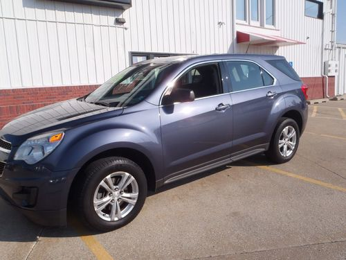 2013 Chevrolet Equinox  - Martinson's Used Cars, LLC