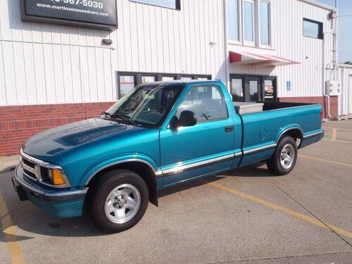 1995 Chevrolet S TRUCK  - Martinson's Used Cars, LLC