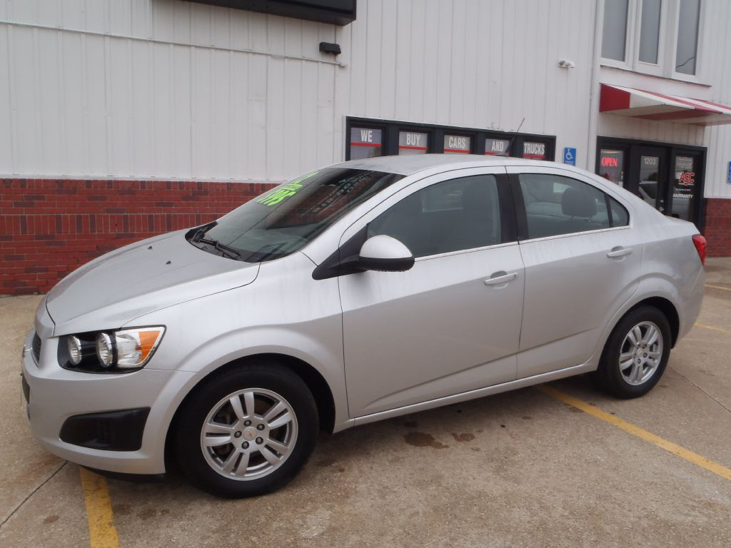 2012 Chevrolet Sonic  - Martinson's Used Cars, LLC