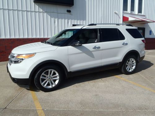 2011 Ford Explorer  - Martinson's Used Cars, LLC