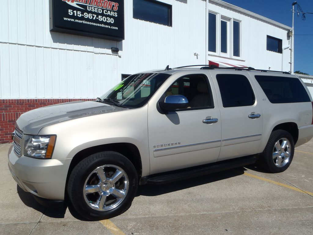 2011 Chevrolet Suburban  - Martinson's Used Cars, LLC