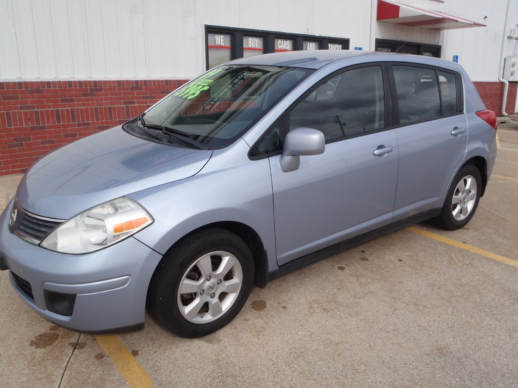 2009 Nissan Versa S  - 95331  - Martinson's Used Cars, LLC
