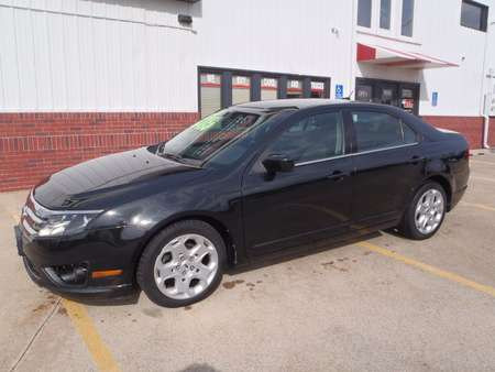 2010 Ford Fusion SE for Sale  - 51577  - Martinson's Used Cars, LLC