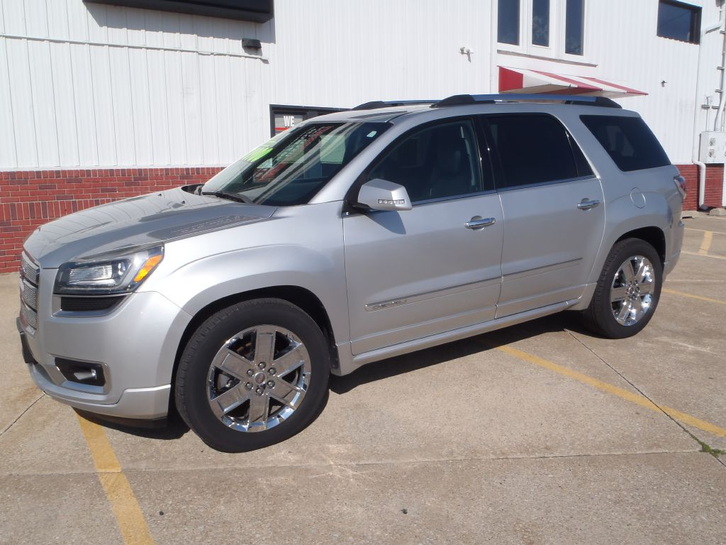 2013 GMC Acadia  - Martinson's Used Cars, LLC