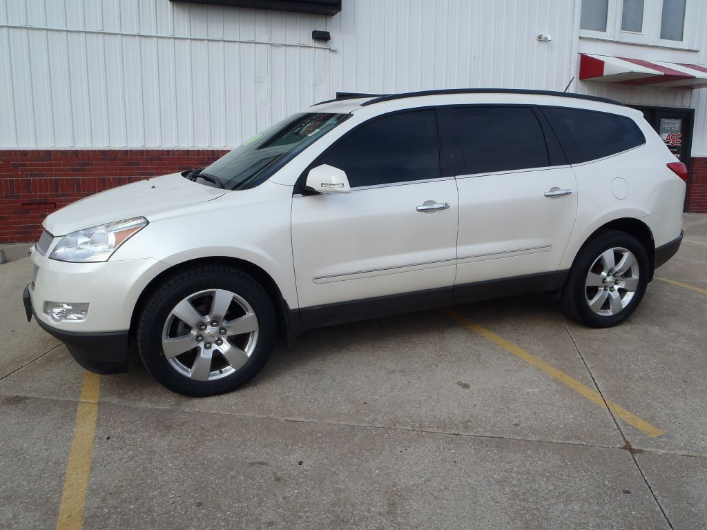 2011 Chevrolet Traverse LTZ  - 361333  - Martinson's Used Cars, LLC