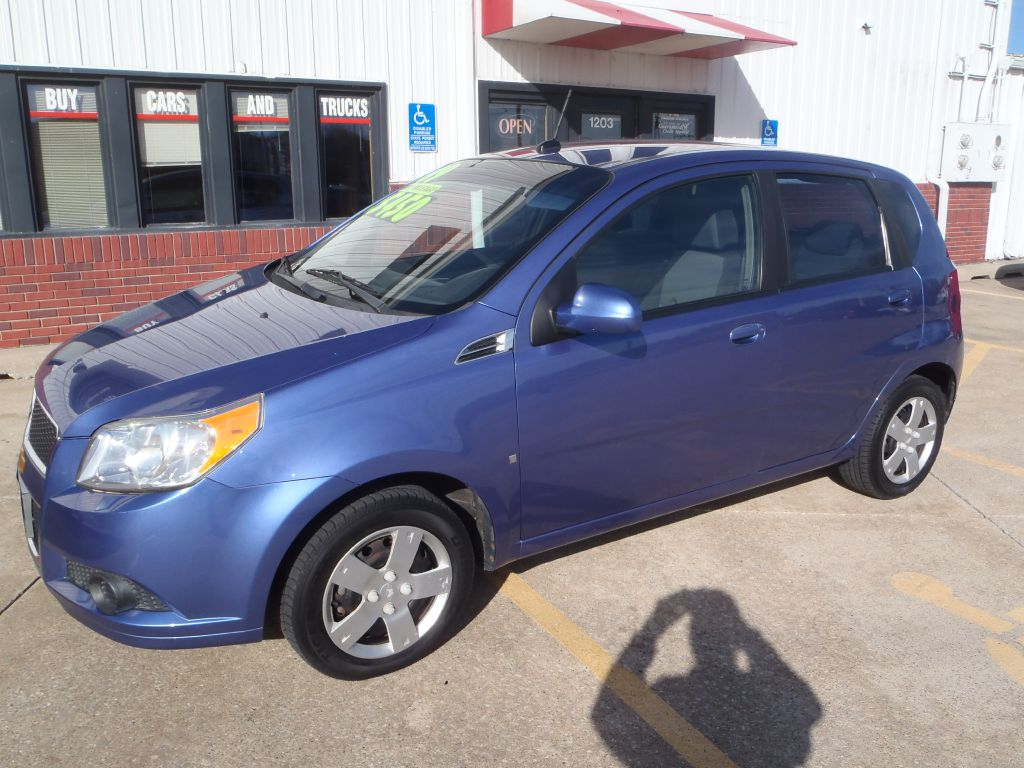 2009 Chevrolet Aveo  - Martinson's Used Cars, LLC