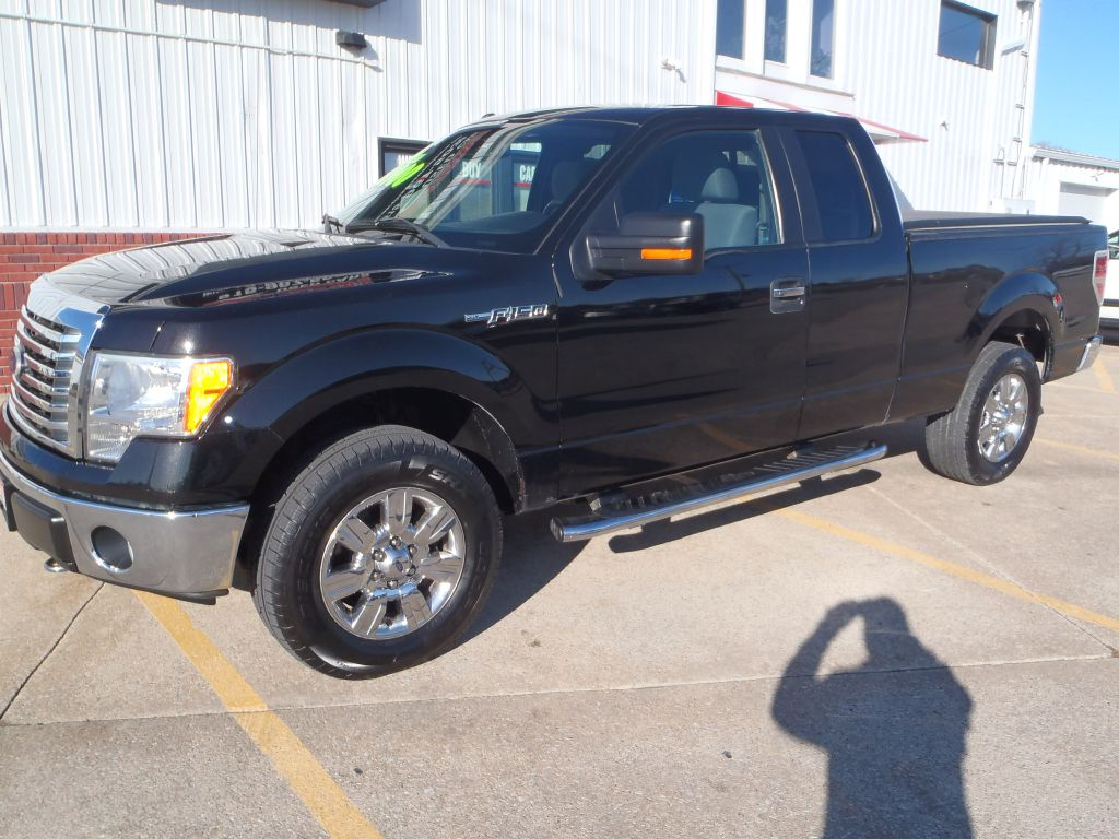 2011 Ford F-150 SUPER CAB  - A72968  - Martinson's Used Cars, LLC