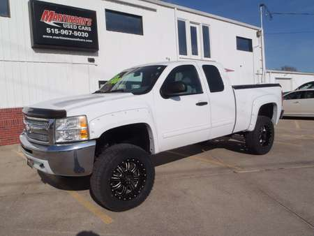 2012 Chevrolet Silverado 1500 LT for Sale  - 03756  - Martinson's Used Cars, LLC