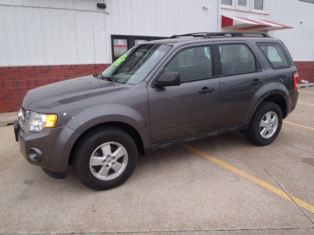 2011 Ford Escape  - Martinson's Used Cars, LLC