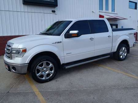 2014 Ford F-150 SUPERCREW for Sale  - E55184  - Martinson's Used Cars, LLC