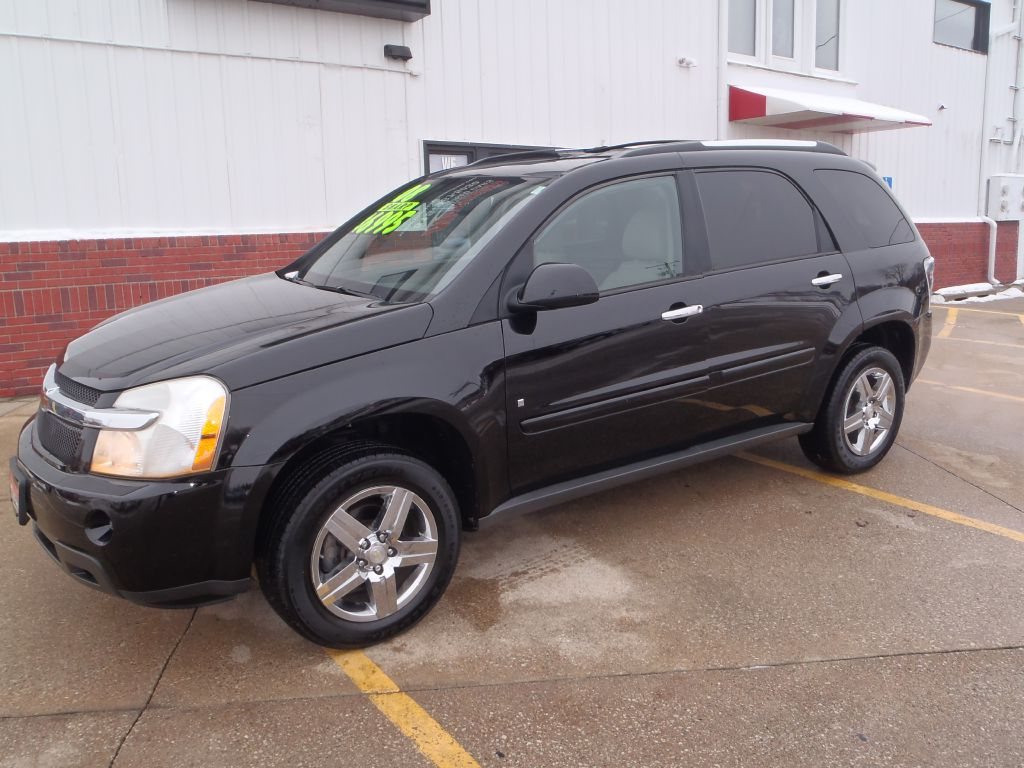 2008 Chevrolet Equinox LTZ  - 284144  - Martinson's Used Cars, LLC