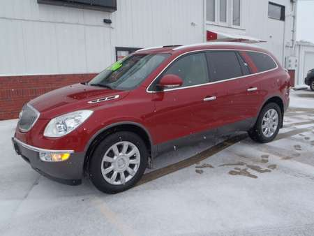 2012 Buick Enclave CXL LEATHER for Sale  - 211041  - Martinson's Used Cars, LLC
