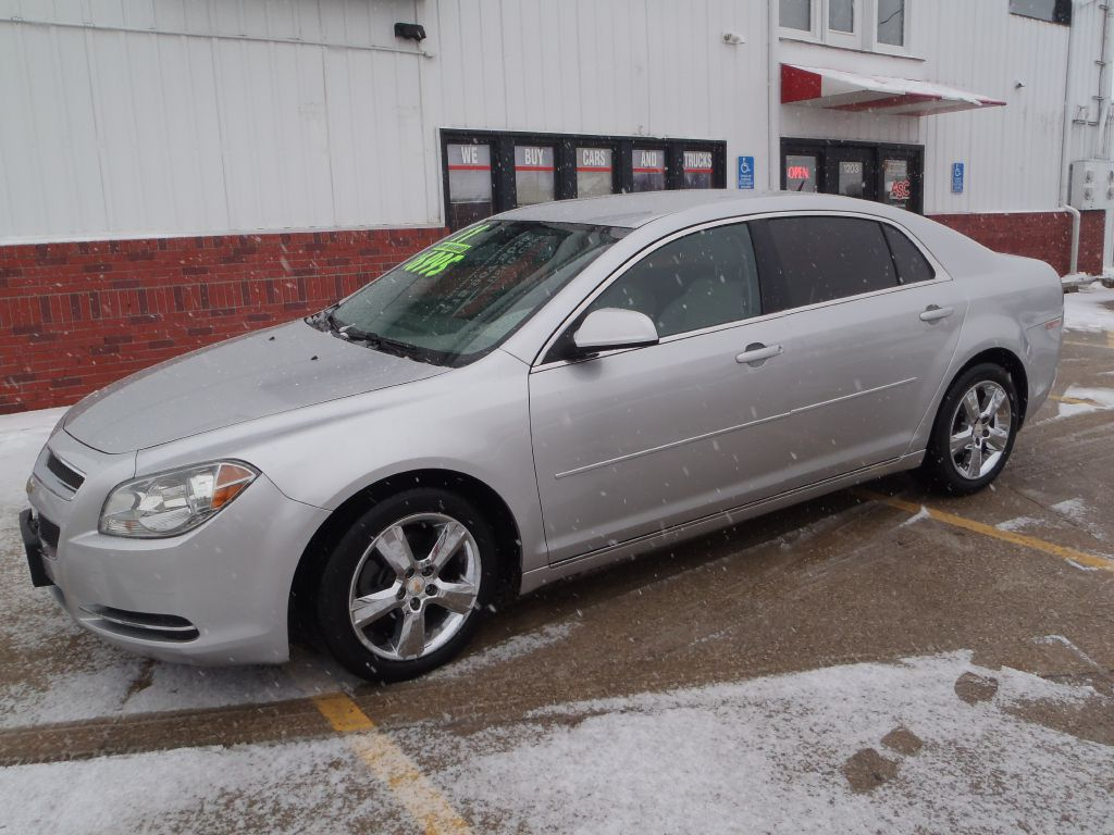 2011 Chevrolet Malibu  - Martinson's Used Cars, LLC